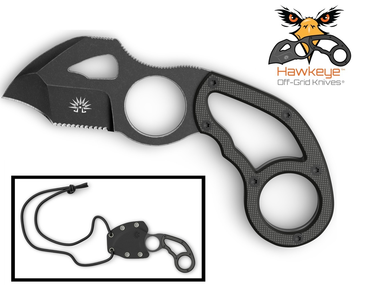 spring assisted karambit knife